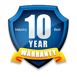 See Details of 10 Year Guarantee!